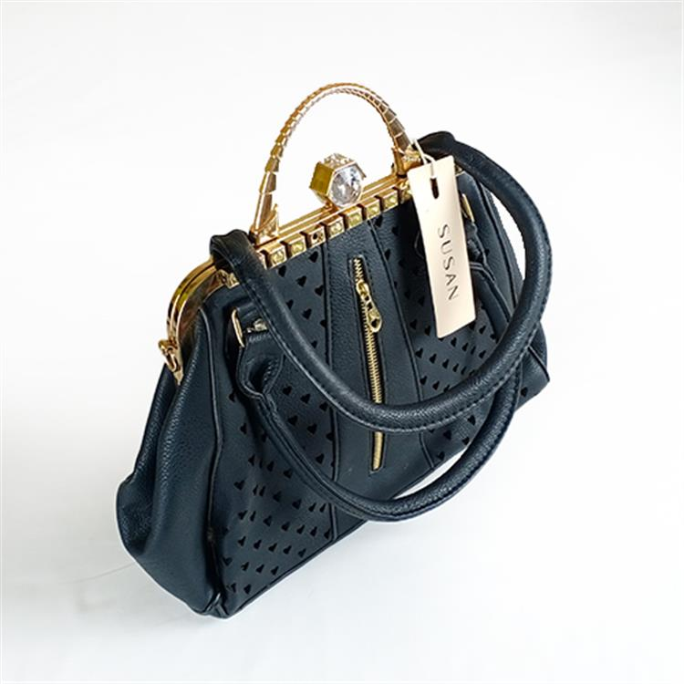 Susan Ladies bag With outer pocket..