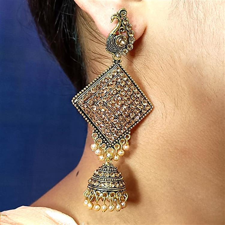 Latest Gold Plated Earrings..