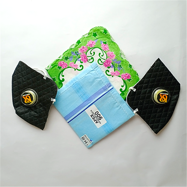 Hanky For Men And Women With Face Mas..