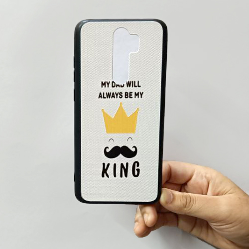 Redmi note 8 pro King back cover..
