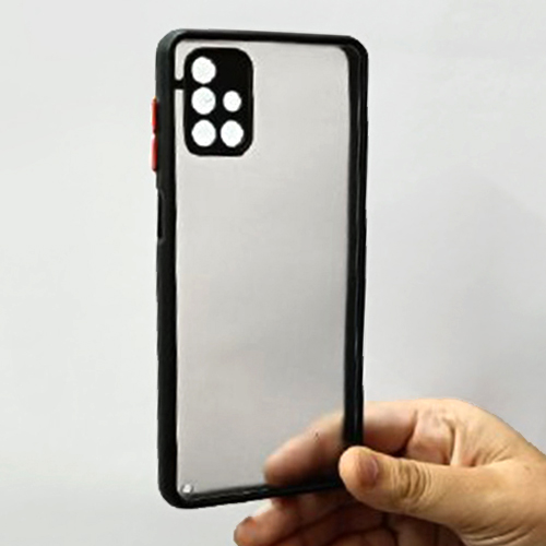 Samsung galaxy M51 Mobile Back Cover..