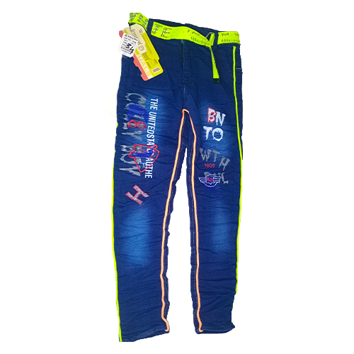 Active Boy Fit Jeans For Boys(1608)..