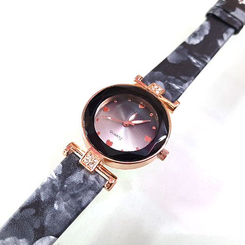 Printed Strip with Stylish Dial Analog Watch for Girls And Women