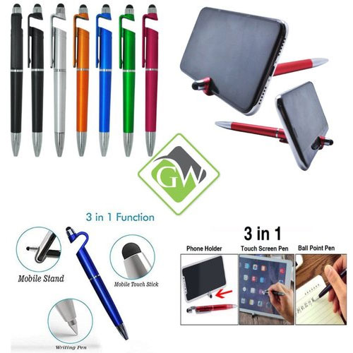 Pack of 3 Mobile Holder Screen touch ..